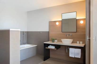 Habitación doble Lujo del hotel Muga de Beloso - Alma Pamplona
