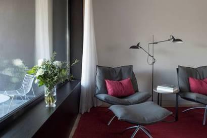 Suite Ejecutiva del hotel Muga de Beloso - Alma Pamplona