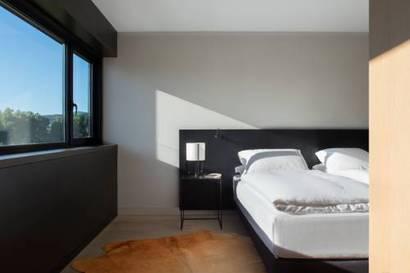 Habitación doble Lujo del hotel Muga de Beloso - Alma Pamplona. Foto 2