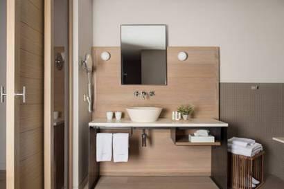 Habitación doble Gran Lujo del hotel Muga de Beloso - Alma Pamplona. Foto 2