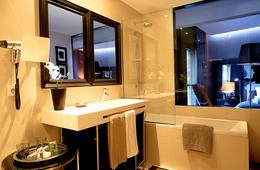 Ikea Room del hotel Carris Marineda. Foto 1