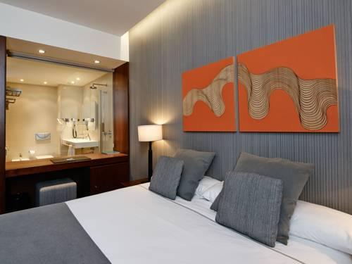 Carris Room del hotel Carris Marineda. Foto 2