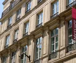 Hotel Mercure Paris Opera Louvre