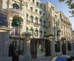 Hotel Shangri-La Hotel, Paris