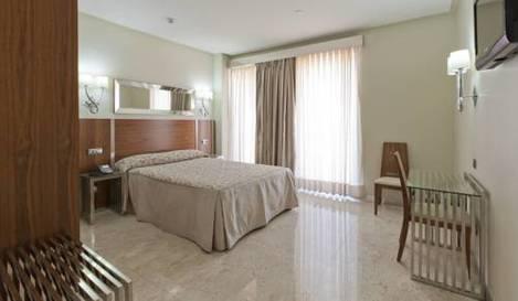 Habitación doble  del hotel Gran Hotel Corona Sol