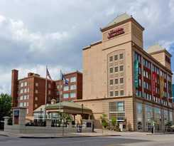 Hotel Hampton Inn and Suites Buffalo downtown
