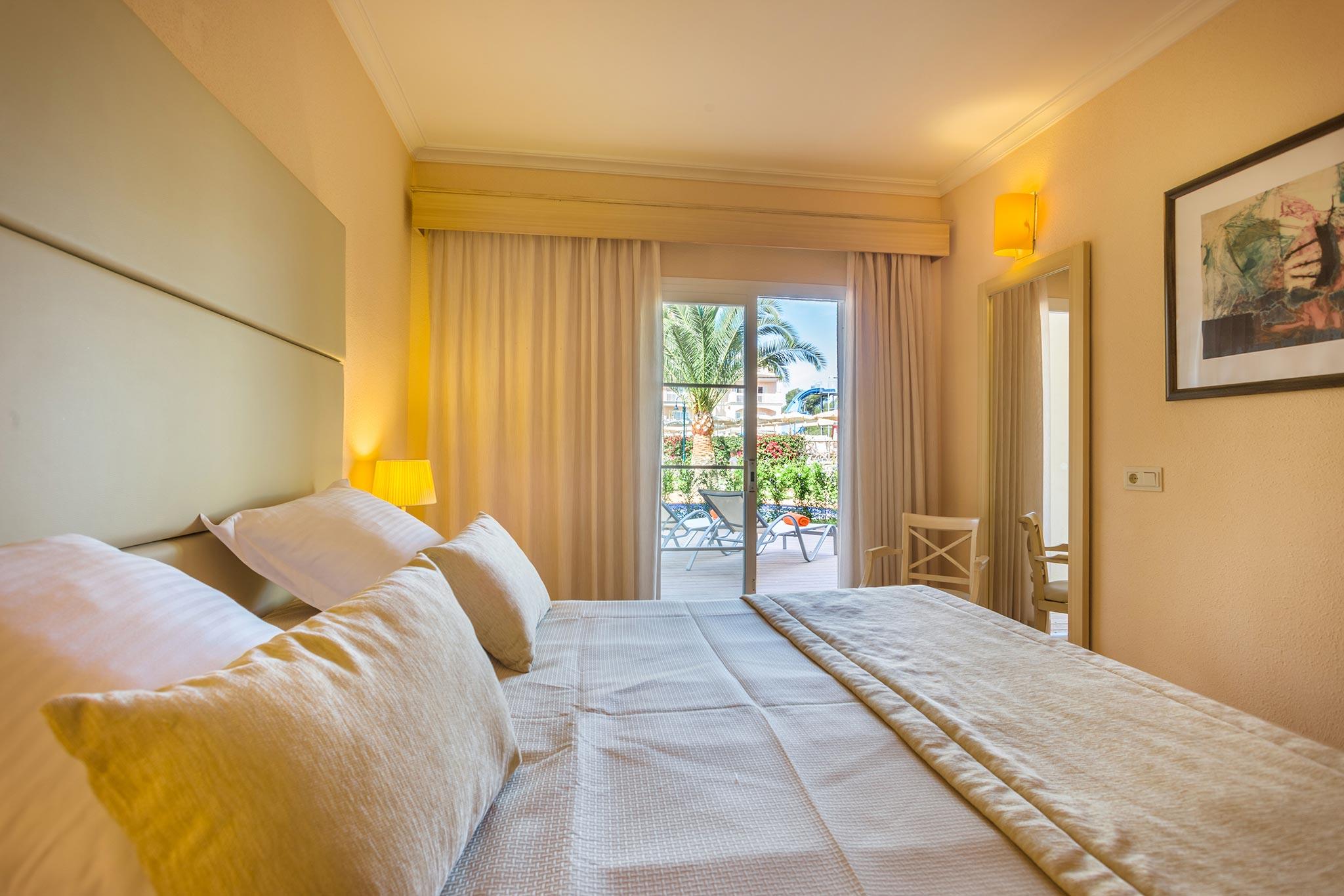 Apartamento Swim Up del hotel Zafiro Can Picafort