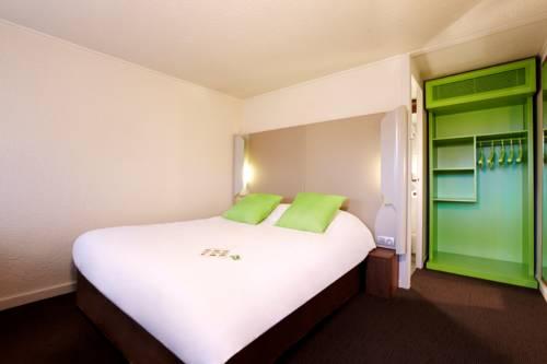 Habitación doble  del hotel Campanile Marne La Vallée Torcy