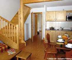 Apartamentos Résidence Prestige Les Chalets de l'Arvan II