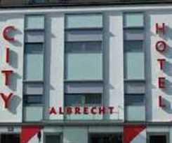Hotel CITY HOTEL ALBRECHT