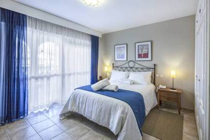 Apartamento 1 dormitorio  del hotel Los Amigos Beach Club