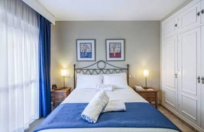 Apartamento 1 dormitorio  del hotel Los Amigos Beach Club. Foto 1