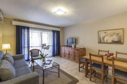 Apartamento 1 dormitorio  del hotel Los Amigos Beach Club. Foto 3