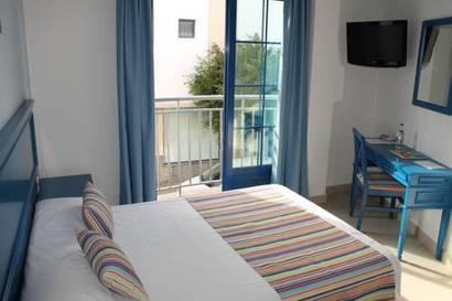 Habitación doble Exterior del hotel El Cabo