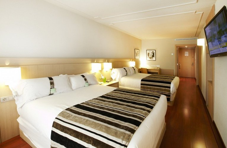 Suite  del hotel Holiday Inn Andorra