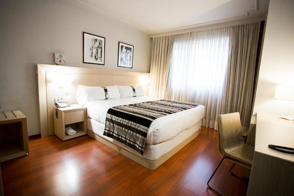 Habitación doble Accesible del hotel Holiday Inn Andorra. Foto 1