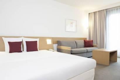 Habitación doble Superior del hotel Novotel Brussels Off Grand Place