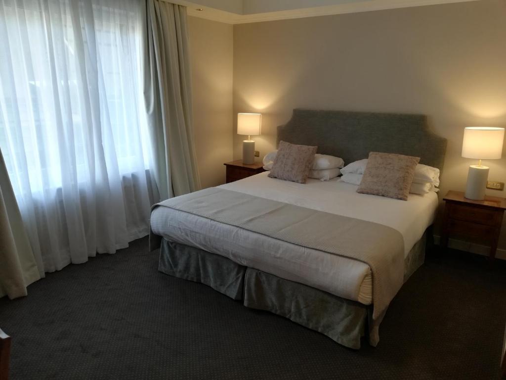 Habitación doble  del hotel IZAN AVENUE LOUISE. Foto 3